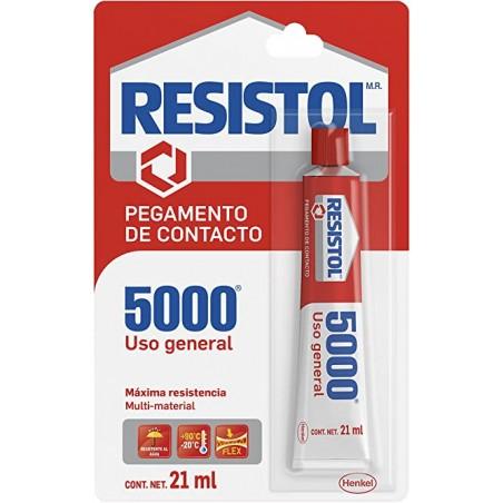 Resistol 5000 5 Mil uso General en tubo barra Resistol en Barra Uso General 21ml