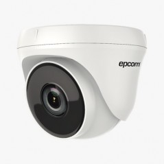 Camara Domo HD 1 Megapixel (720p) / Gran Angular 92º / Lente 2.8 mm / IR EXIR Inteligente 20 mts / Interior