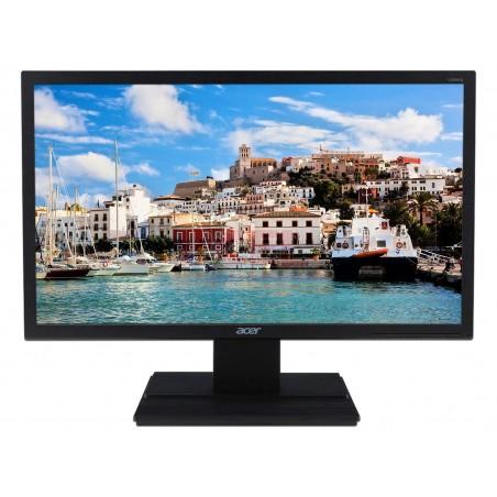 "Monitor Acer V6 V206HQL UM.IV6AA.A02 led 19.5 "" negro 100V/240V Monitor de 19 pulgadas HDMI VGA"