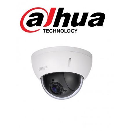 Camara IP PTZ mini domo 4X 1080p Antivandalica IK10 IP66 Camara de Seguridad con movimiento