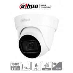 Cámara Bala TURBOHD 1080p / Lente Motorizado 2.8 - 12 mm / 40 mts IR EXIR / WDR / IP66 / Exterior EPCOM