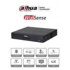 NVR de 16 Canales WizSense 200 Mbps 1 SATA de hasta 8 TB NVR para Camaras IP de 16 Canales