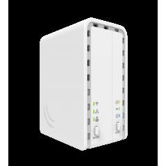 Punto de Acceso Power Line, con un Puerto Ethernet, con Capacidad para Conectarse Atraves de las Lineas Eléctricas