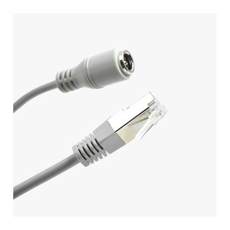 PoE Pasivo para Equipos Mikrotik 10/100Mbps