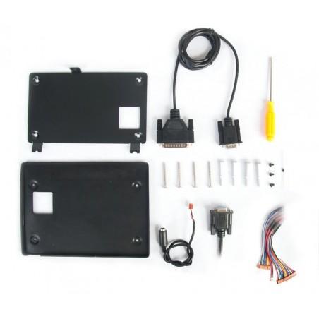 Patch cord Categoria 6a blindado anti-ruido 3FT Cable de parcheo S/FTP 10Gb/s con conectores modulares TX6A 10Gig