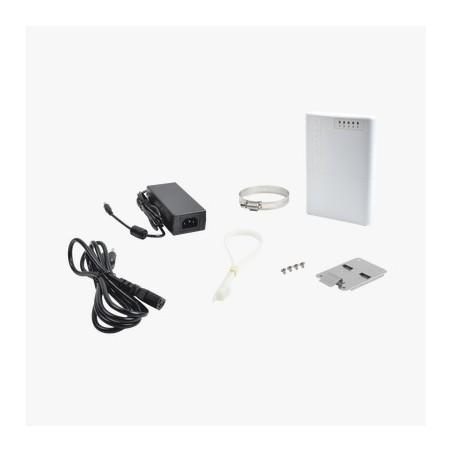 (PowerBox) RouterBoard, 5 Puertos Fast Ethernet con PoE Pasivo, para exterior