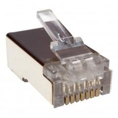 Convertidor de HDMI a VGA con Audio 3.5 Convertidor HDMI/VGA Naceb Technology, HDMI, VGA, Macho/hembra, Color blanco