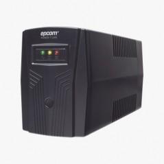 UPS de 850VA/510W / Topología Línea Interactiva / Entrada y Salida 120 Vca / Regulador de Voltaje AVR 80-150 Vca