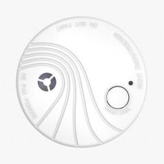 (AX PRO) Detector de Humo Inalámbrico para Panel de Alarma HIKVISION / Interior / Soporta Funcionalidad Autónoma