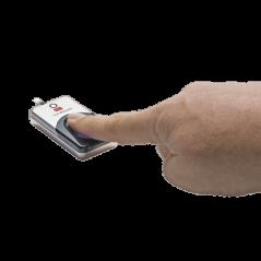 Lector USB para Autentificación Unidactilar / Incluye SDK para Desarrollos Enrolador de huella