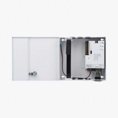 Fuente de alimentación de 1 salida 11-15 Vcc 5 A / Compatible con batería de respaldo y temporizador integrado