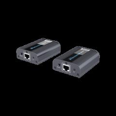 Extensor ultra HD HDMI 4K-60Hz con IR Distancia de 60 metros Extensor HDMI por Cable UTP 1 UTP Extender HDMI
