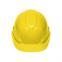Casco Seguridad Amarillo Casco De Seguridad Ajustable Amarillo Pretul