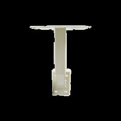 """Base para Lámpara de Obstrucción LAMPSLSE. Compatible con tubo hasta 1-1/4""""."""