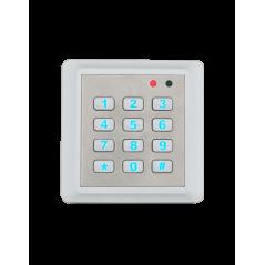 Teclado para Control de Acceso para Tarjeta ID a Prueba de Agua Para Exterior 2000 Tarjetas ID 1 Password
