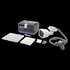 Sistema TURBO HD720p, Incluye DVR 16ch/16 cámaras balas (Int- Ext 3.6 mm) / Accesorios / Fuente de poder
