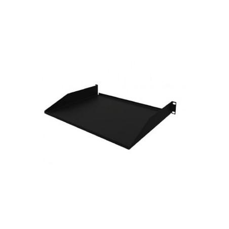 """Charola para Rack de 19"""", 25 cm de Profundidad, 1U Charola para Rack de 1 unidad Charola Pulgadas para Monitor Teclado UPS DVR"""