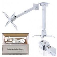 SOPORTE UNIVERSAL PARA PROYECTOR, BLANCO, EXPANDIBLE DE 70 CM A 120 CM Soporte universal para proyector