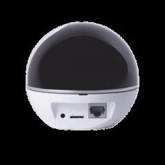 Mini Cámara IP PT 2 Megapíxel / Wi-Fi / Movimiento 360° / Seguimiento Inteligente / Audio de Dos Vías / Ranura p/ Micro SD