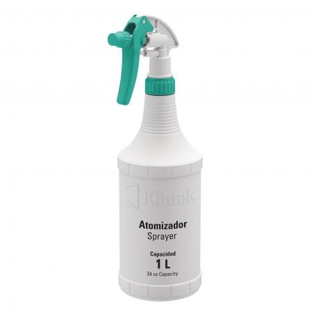 Atomizador Spray De 1 Litro Regulable Gatillo Suave Spray de 1 litro bote de 1 litro con atomizador de 1L 1 L