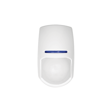 (AX HUB) Detector PIR Inalámbrico / Inmunidad a Mascotas Hasta 24Kg Sensor de movimiento para alarma HIKVISION