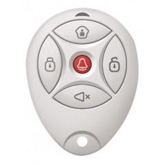 (AX HUB) Control Remoto tipo Llavero con 5 Botones y Led Indicador Control para alarma hikvision AXPRO