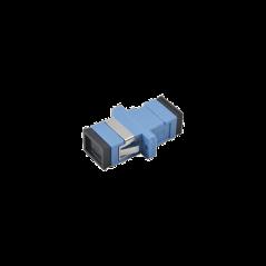 Módulo acoplador de fibra óptica duplex LC/UPC a LC/UPC compatible con fibra Monomodo Cople para Fibra LC