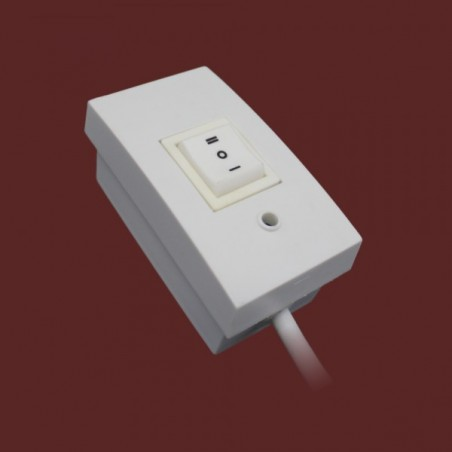 "Pantalla para sala de juntas, Pantalla de proyección para proyector con control Alambrico Automática 60""x80"" (1.52 x 2.03 mts)"
