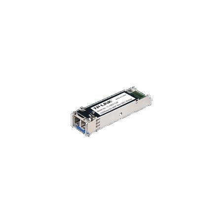 Transceptor mini-GBIC SFP duplex Multimodo 1000X, Distancia 550 M, conector LC
