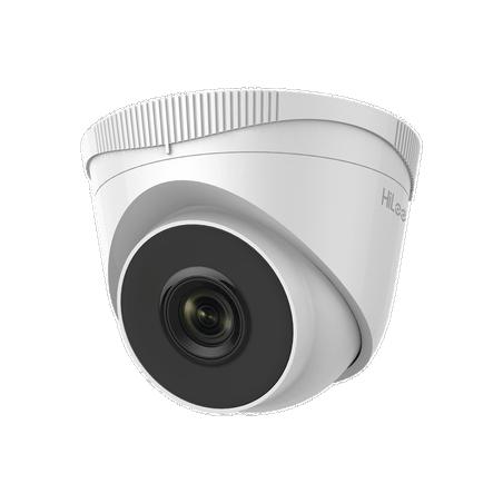 Eyeball TURBOHD 720p / METALICA / Híbrida / Gran Angular 92º / Lente 2.8 mm / IR Inteligente 20 mts / Exterior IP66