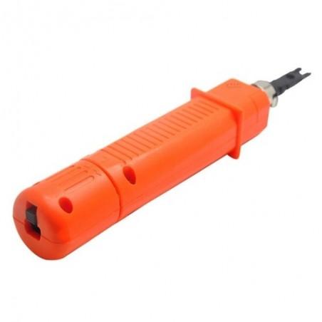 Herramienta de Impacto, Para Conectores Tipo 110 Pinza para Jack Pinza para de Impacto para Parch panel