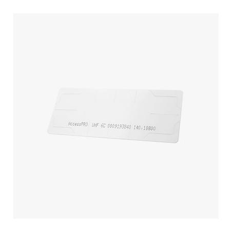 Tag RFID para uso sobre superficies metálicas o vehiculos con blindaje / EPC GEN 2 Tarjeta ID uso rudo