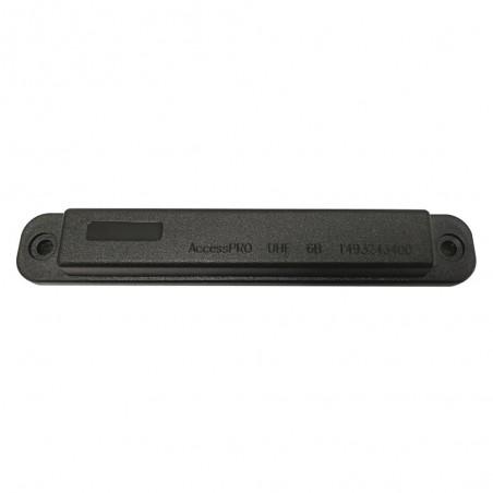 Tag RFID para uso sobre superficies metálicas o vehiculos con blindaje / EPC GEN 2 Tarjeta ID de uso rudo