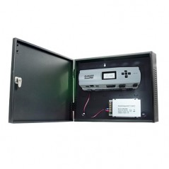 Botón de salida LED color verde y rojo/IP65 /Buzzer/Función toggle (enclavado)/Temporizado/dos salidas de contacto NC/NO