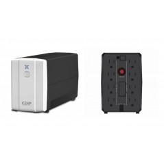 Nobreak/ups Marca Cdp 1000va/410w 8 Contactos Regulados UPS de 1000VA/410W UPS de 1KVA