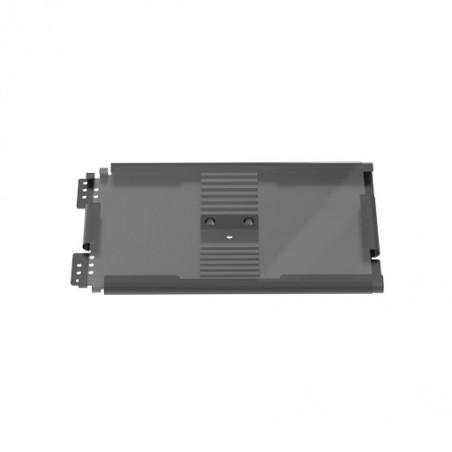 Acteck Ac-05003 Gabinete Slim Lumino Negro Gabinete ACTECK LUMINO, Slimline, PC, Micro-ATX, Mini-ATX, Mini-ITX, Negro, 500 W