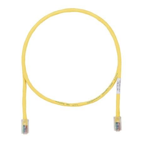 Latiguillo UTP de categoría 6, con conectores modulares TX6™ PLUS en cada extremo. Azul, 35 ft