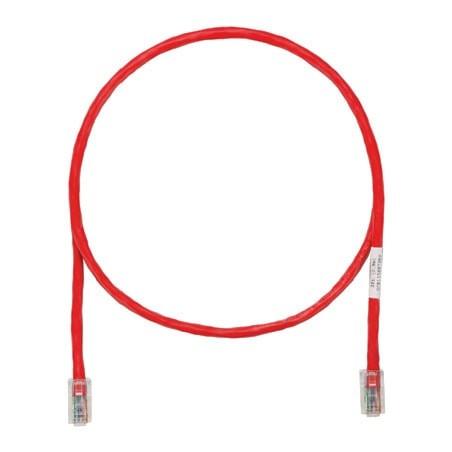 Cable de parcheo UTP Categoría 5e, con plug modular en cada extremo - 1.5 m. - Rojo Patch cord 1.5 Metros Netkey by PANDUIT
