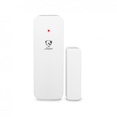 Magnetico Puerta Ventana Alarmas Inalambrica Sensor Casa Sensor para Puerta compatible con NZSIRENX1