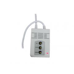"""Pantalla Electrica para presentaciones, Sala de juntas, Salon de Clase, Presentaciones 53""""x94"""" (1.35x2.39 MTS) para proyector"""