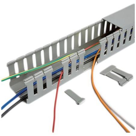 """Espiral Blanco Agrupa Cables Organizador de Cables 1/2"""" Rollo 10m Espiral agrupa cables Espiral organizador de cable"""