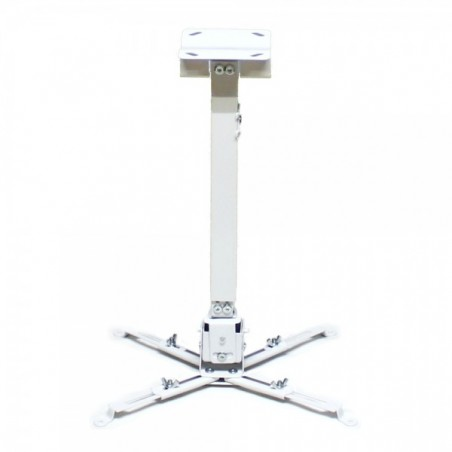 Soporte para proyector Universal Soporte Ajustab Para Cañon Proyector De Techo 45-65cm