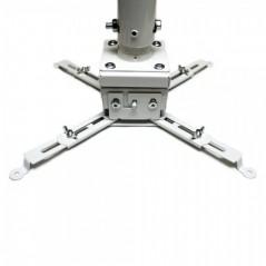 Soporte para proyector Universal Soporte Ajustab Para Cañon Proyector De Techo 120-230cm Soporte Universal Proyector