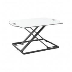 Mesa de Trabajo profesional estación de trabajo linea ergonómica altura ajustable suave Ideal para trabajos sentados o de pie.