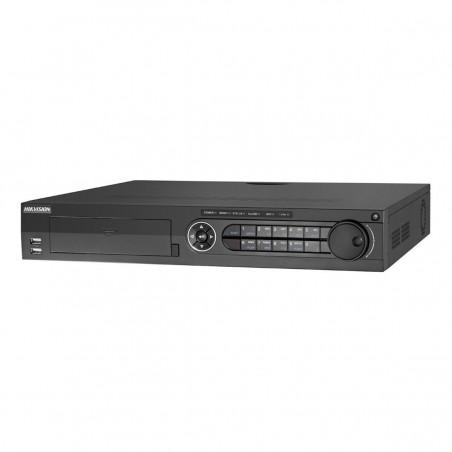 Cable Coaxial armado con conector BNC y Alimentación, longitud de 30m, Optimizado para HD ( TurboHD, HD-SDI, AHD )