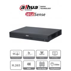 DVR de 8 Canales de 5MPX 5 Megapixel 4k hasta 2 Discos Duros de 20TB c/u + 8 Canales IP Dahua