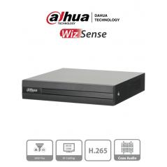 DVR de 8 Canales de 5 Megapixel Lite + 4 Canales IP Grabador Dahua de 8 Canales de 5 MPX hasta 6 teras