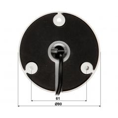 Tornillo Tipo Maquina 1/4' X 2-1/2' Fiero 44562 Venta por 1 pieza
