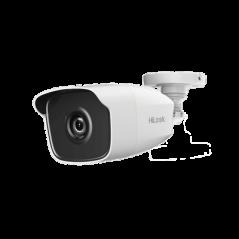 Bala TURBOHD 2 Megapíxeles (1080p) / Gran Angular 103º / Lente 2.8 mm / METAL / IR EXIR Inteligente 40 mts / Exterior IP66