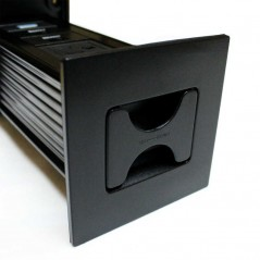"Paquete con Rack abierto de Telecomunicaciones + Charola 10x19"" +Barra de contactos p/ rack 6 out + Organizador4ft sencillo"